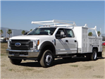 2017 F-550 Crew Cab DRW,  Scelzi Welder Body #FH6395 - photo 1