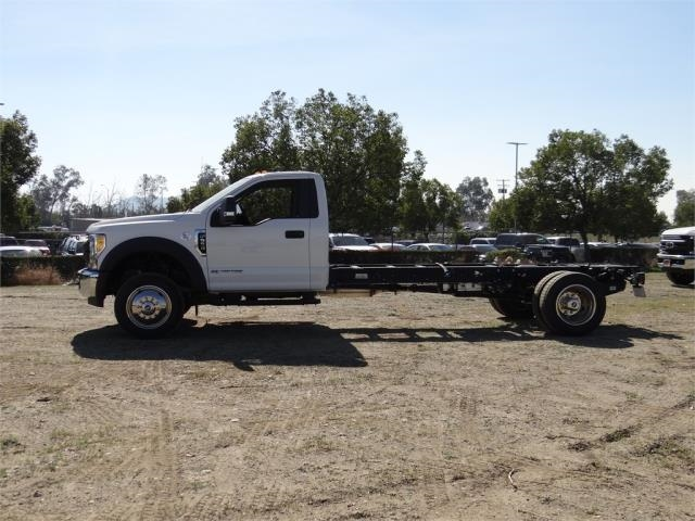 2017 F-550 Regular Cab DRW, Cab Chassis #FH6407DT - photo 3