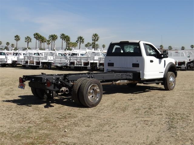 2017 F-550 Regular Cab DRW, Cab Chassis #FH6407DT - photo 4