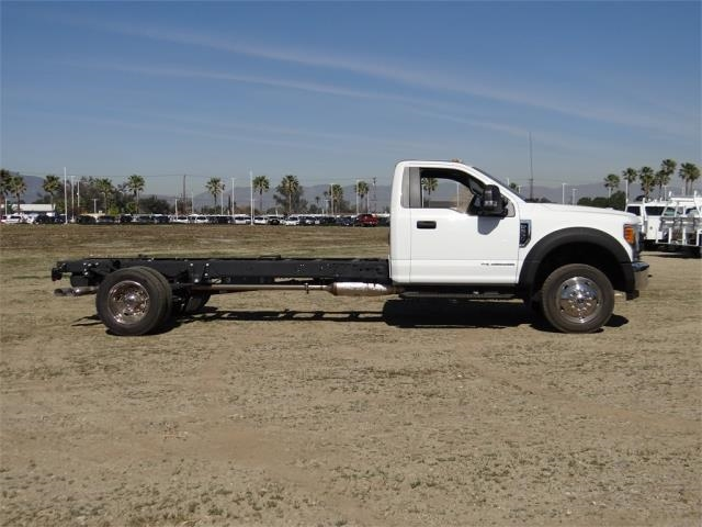 2017 F-550 Regular Cab DRW, Cab Chassis #FH6407DT - photo 5