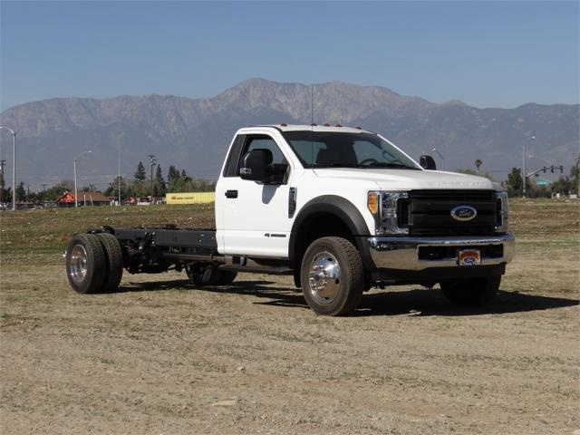 2017 F-550 Regular Cab DRW, Cab Chassis #FH6407DT - photo 6