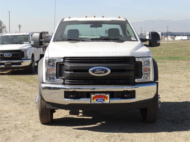 2017 F-550 Regular Cab DRW, Cab Chassis #FH6407DT - photo 7