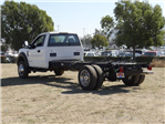 2017 F-550 Regular Cab DRW, Cab Chassis #FH6407DT - photo 1
