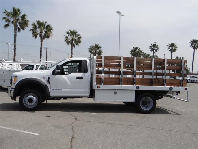 2017 F-450 Regular Cab DRW, Stake Bed #FH6441DT - photo 3