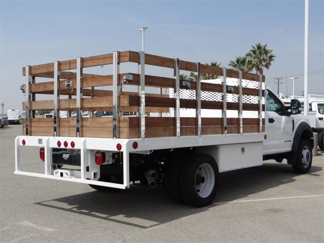 2017 F-450 Regular Cab DRW, Stake Bed #FH6441DT - photo 4