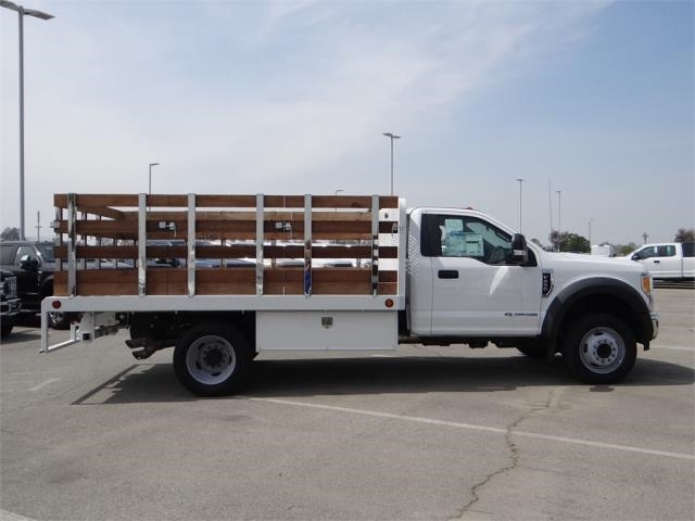2017 F-450 Regular Cab DRW, Stake Bed #FH6441DT - photo 5