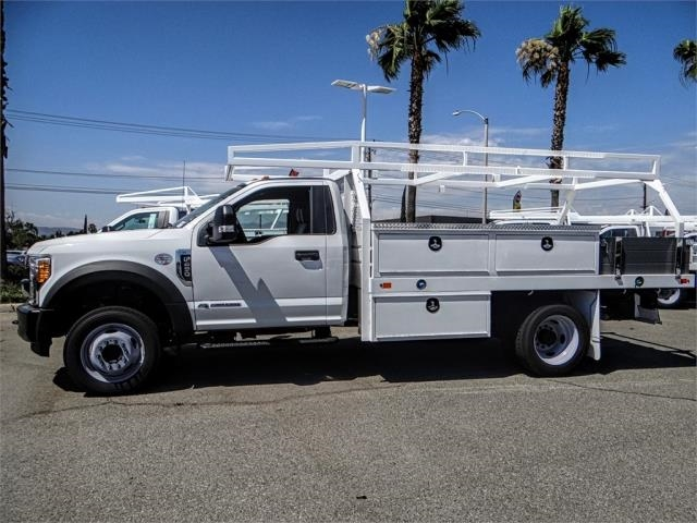 2017 F-450 Regular Cab DRW 4x2,  Marathon Contractor Body #FH6470DT - photo 3