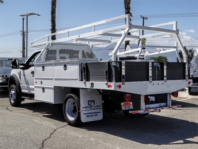 2017 F-450 Regular Cab DRW 4x2,  Marathon Contractor Body #FH6470DT - photo 2