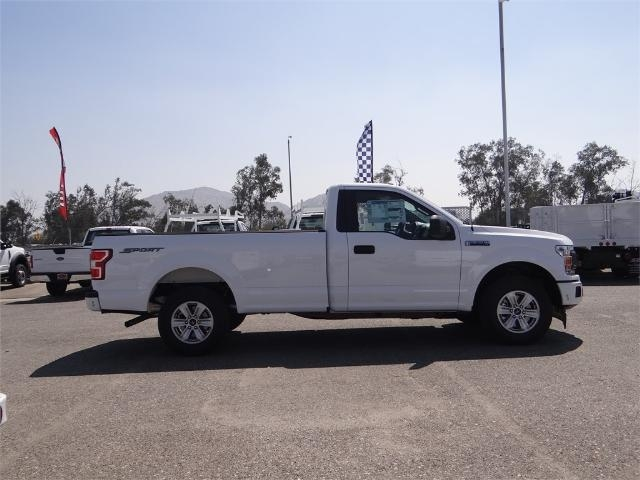 2018 F-150 Regular Cab 4x2,  Pickup #FJ0132 - photo 6