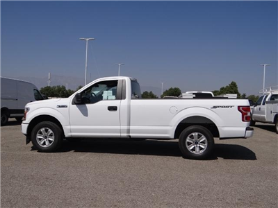 2018 F-150 Regular Cab 4x2,  Pickup #FJ0132 - photo 3
