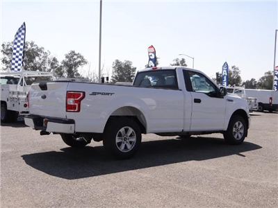 2018 F-150 Regular Cab 4x2,  Pickup #FJ0132 - photo 5