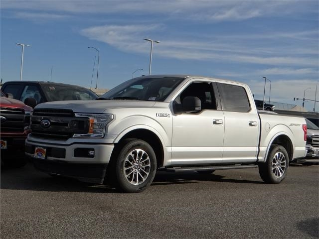 2018 F-150 SuperCrew Cab 4x2,  Pickup #FJ0652 - photo 1