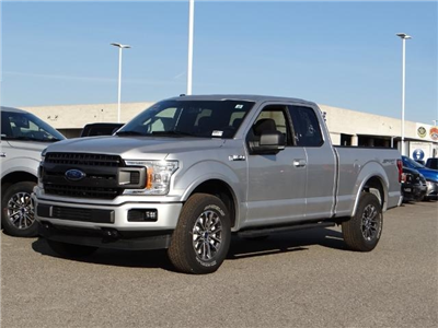 2018 F-150 Super Cab 4x4, Pickup #FJ1087 - photo 1