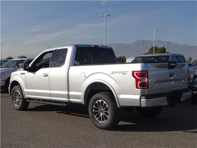 2018 F-150 Super Cab 4x4, Pickup #FJ1087 - photo 2