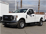 2018 F-250 Regular Cab, Pickup #FJ1340 - photo 1
