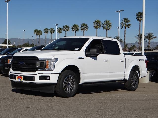 2018 F-150 SuperCrew Cab, Pickup #FJ1360DT - photo 1