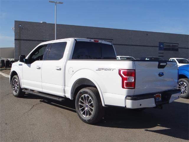 2018 F-150 SuperCrew Cab, Pickup #FJ1360DT - photo 2