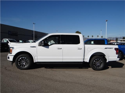 2018 F-150 SuperCrew Cab, Pickup #FJ1360DT - photo 3