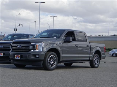 2018 F-150 SuperCrew Cab, Pickup #FJ1459 - photo 1