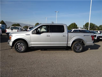 2018 F-150 SuperCrew Cab 4x2,  Pickup #FJ1467 - photo 3