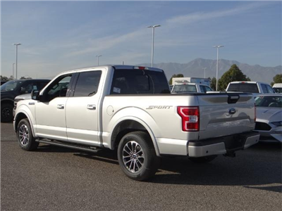 2018 F-150 SuperCrew Cab 4x2,  Pickup #FJ1467 - photo 2