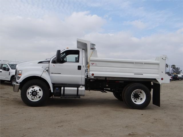 2018 F-650 Regular Cab DRW, Scelzi Dump Body #FJ1475 - photo 3