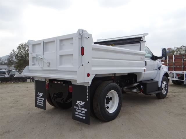 2018 F-650 Regular Cab DRW, Scelzi Dump Body #FJ1475 - photo 4
