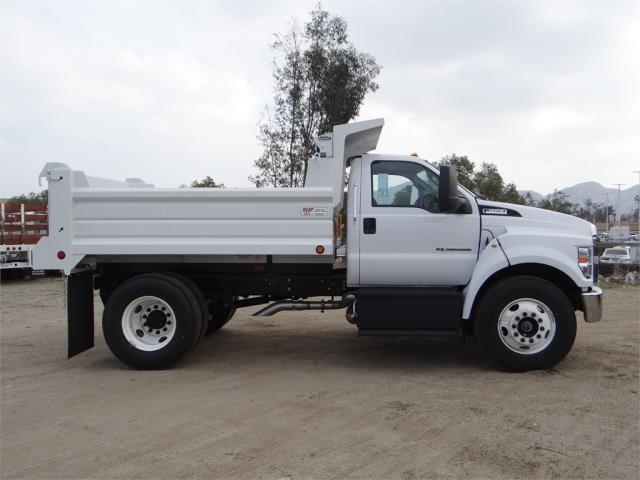 2018 F-650 Regular Cab DRW, Scelzi Dump Body #FJ1475 - photo 5