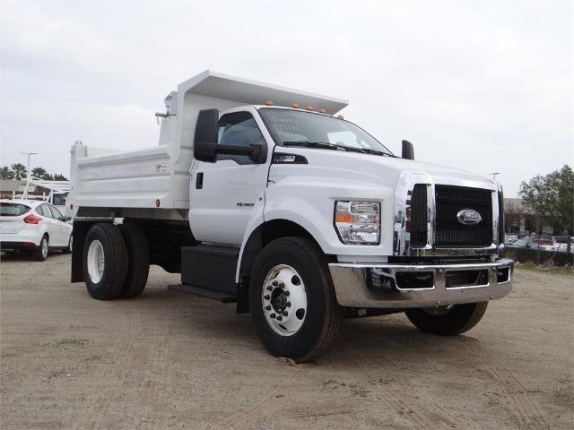 2018 F-650 Regular Cab DRW, Scelzi Dump Body #FJ1475 - photo 6