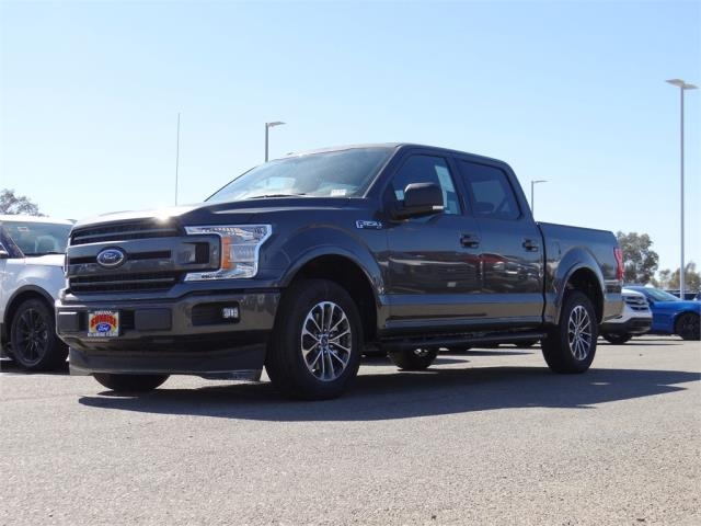 2018 F-150 SuperCrew Cab, Pickup #FJ1493 - photo 1