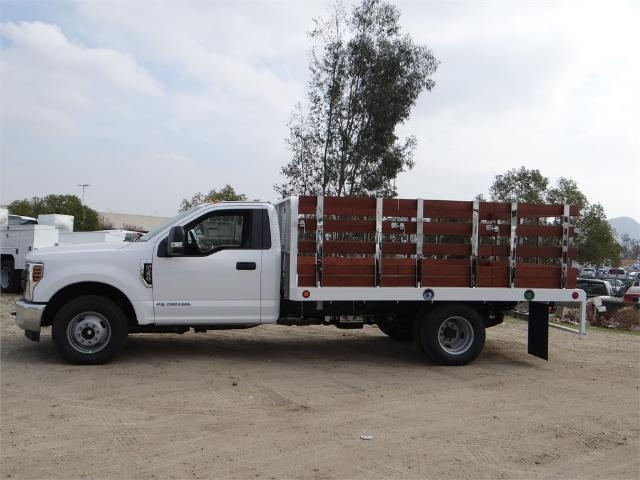 2018 F-350 Regular Cab DRW, Scelzi Stake Bed #FJ1526 - photo 3
