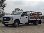 2018 F-350 Regular Cab DRW, Scelzi Stake Bed #FJ1526 - photo 1