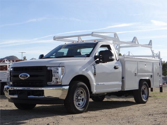 2018 F-350 Regular Cab,  Scelzi Crown Service Service Body #FJ1671 - photo 1