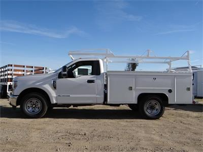 2018 F-350 Regular Cab,  Scelzi Crown Service Service Body #FJ1671 - photo 3
