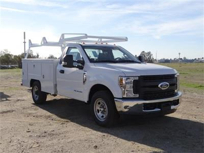 2018 F-350 Regular Cab,  Scelzi Crown Service Service Body #FJ1671 - photo 6