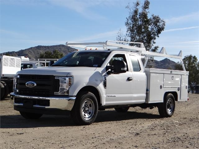 2018 F-350 Super Cab, Scelzi Signature Service Service Body #FJ1727 - photo 1