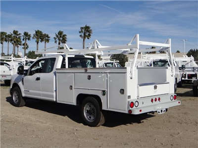 2018 F-350 Super Cab, Scelzi Signature Service Service Body #FJ1727 - photo 2