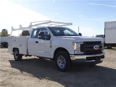 2018 F-350 Super Cab, Scelzi Signature Service Service Body #FJ1727 - photo 6