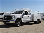 2018 F-350 Super Cab DRW,  Scelzi Service Body #FJ1837 - photo 1
