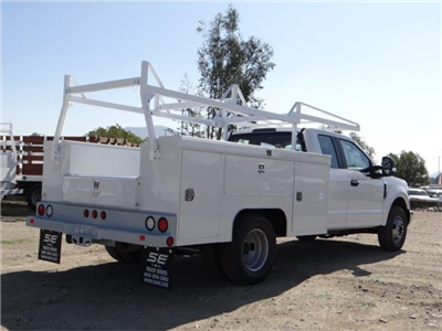 2018 F-350 Super Cab DRW 4x2,  Scelzi Signature Service Service Body #FJ1893 - photo 4