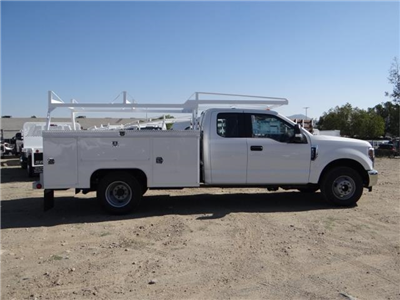 2018 F-350 Super Cab DRW 4x2,  Scelzi Signature Service Service Body #FJ1893 - photo 5