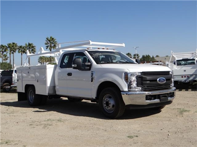 2018 F-350 Super Cab DRW 4x2,  Scelzi Signature Service Service Body #FJ1893 - photo 6