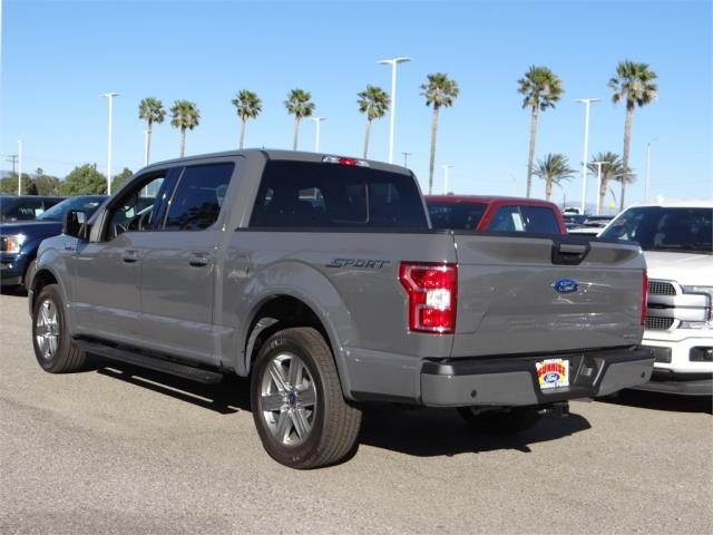 2018 F-150 SuperCrew Cab, Pickup #FJ1937DT - photo 2