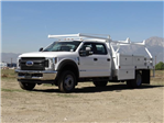 2018 F-450 Crew Cab DRW, Scelzi Contractor Body #FJ1957 - photo 1