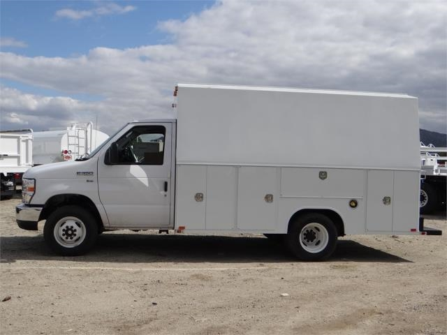 2018 E-350, Harbor Service Utility Van #FJ1969 - photo 3