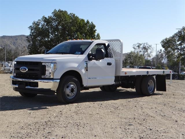 2018 F-350 Regular Cab DRW,  Scelzi Western Flatbed #FJ1988 - photo 1