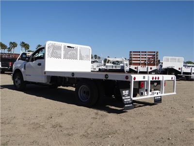 2018 F-350 Regular Cab DRW,  Scelzi Western Flatbed #FJ1988 - photo 2