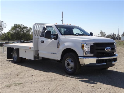 2018 F-350 Regular Cab DRW,  Scelzi Western Flatbed #FJ1988 - photo 6