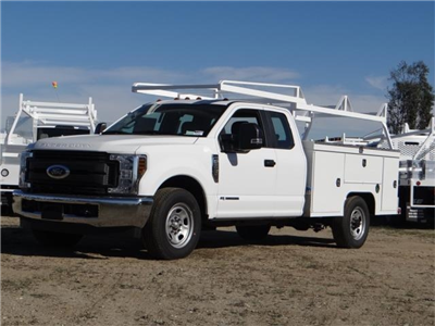 2018 F-350 Super Cab, Scelzi Signature Service Service Body #FJ1990 - photo 1