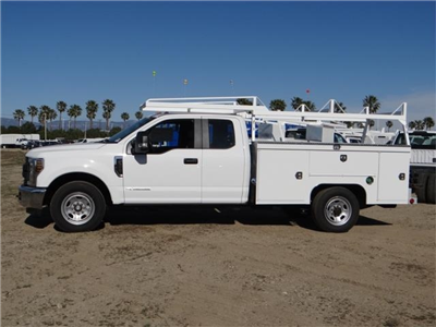 2018 F-350 Super Cab, Scelzi Signature Service Service Body #FJ1990 - photo 3